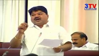 News !! MLC Ramulu discussion on Singareni Collieries at  Legislative Council  | 3TV BANJARA
