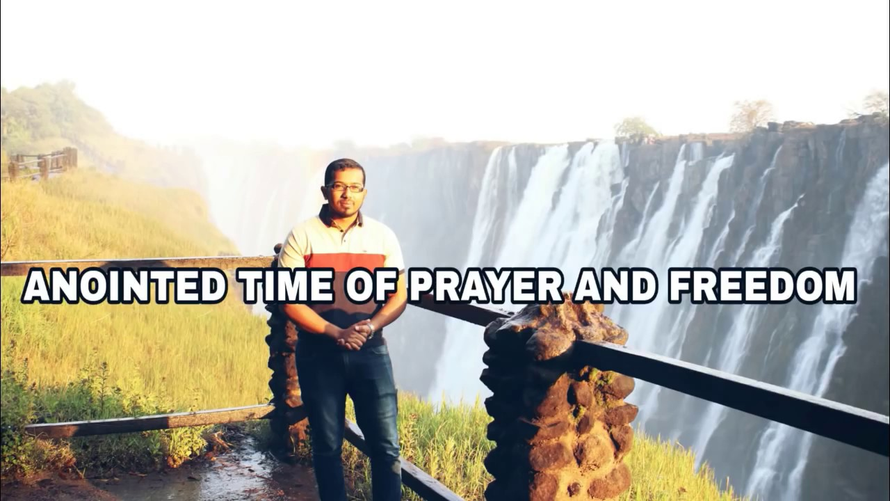GOD WANTS YOU TO BE COMPLETELY FREE - ANOINTED TIME OF PRAYER AND FREEDOM|  Ev. Gabriel Fernandes