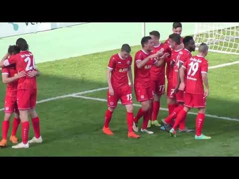 27. Spieltag: RWE - Borussia Mönchengladbach U23 (Saison 18/19)