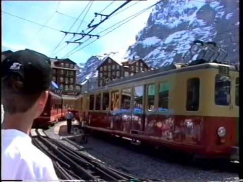 Jungfrau Pass