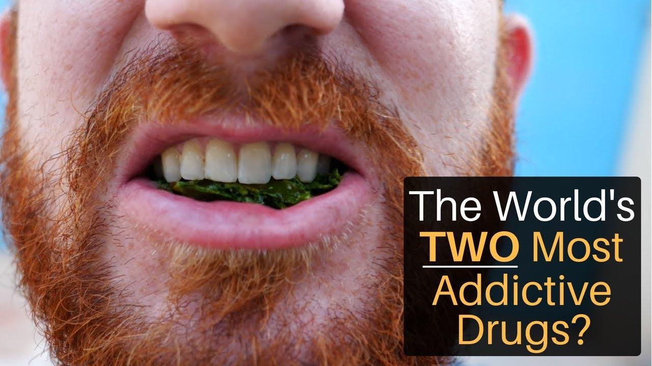 most addictive drugs