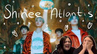 My Mom and I React to: SHINee 샤이니 'Atlantis' MV