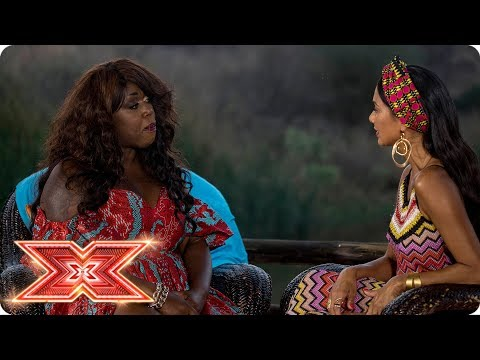 Nicole's reveal: Will Nicole give Berget Lewis a chance? | Judges' Houses | The X Factor 2017