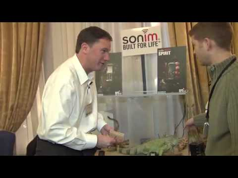 Sonim XP2 Spirit, Put Through Torture Tests at PEPCOM