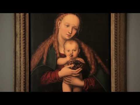 Lucas Cranach the Elder and Younger: Three Works by Father and Son