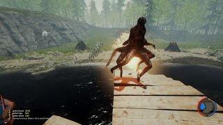 the Forest- Дом на воде не безопасен - 40
