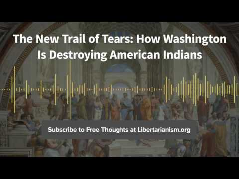 Episode 160: How Washington Is Destroying American Indians (with Naomi Riley)