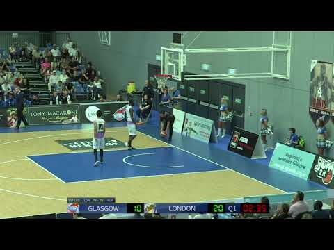 Warren Gillis vs  London Lions | 05.13.18