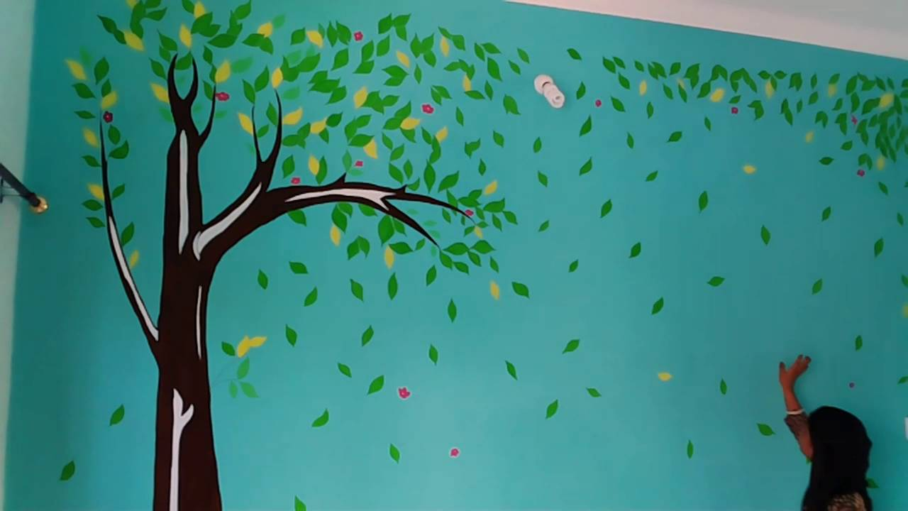 My New Wall Painting