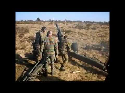 Giat 105mm belgium artillery
