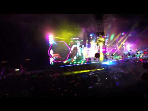 Coldplay - Adventure of a lifetime, Live in Vienna - 11 June, 2017