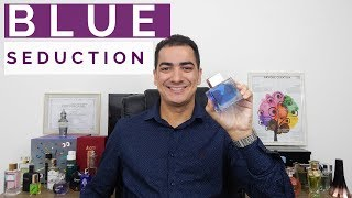 RESENHA | PERFUME BLUE SEDUCTION FOR MEN - ANTONIO BANDERAS