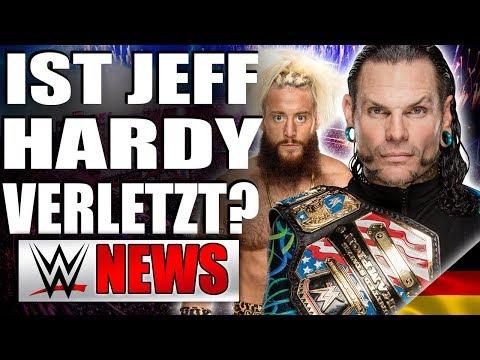 Ist Jeff Hardy verletzt?, Enzo Amore unschuldig? | WWE NEWS 34/2018