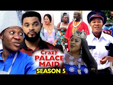 CRAZY PALACE MAID SEASON 5 - Mercy Johnson 2020 Latest Nigerian Nollywood Movie Full HD