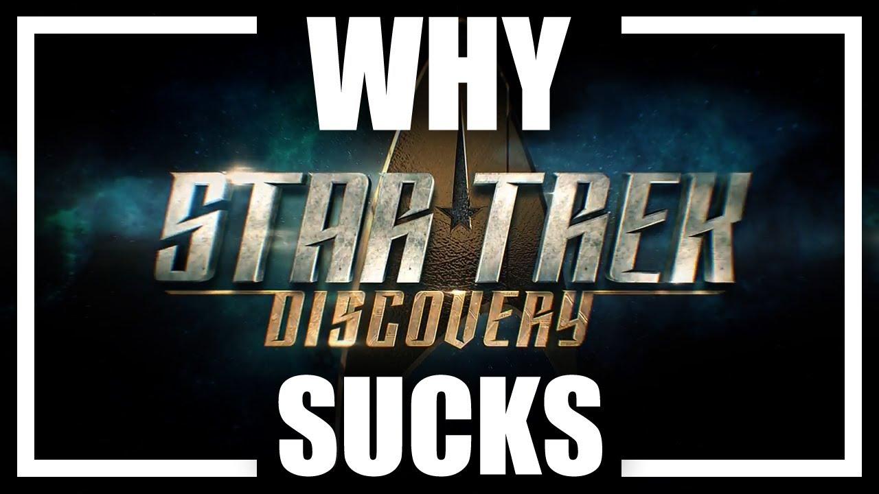 New star trek sucks