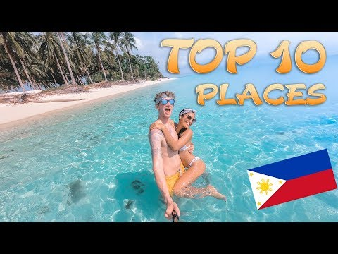 TOP 10 Philippines 2019 // Explore DREAM PARADISE