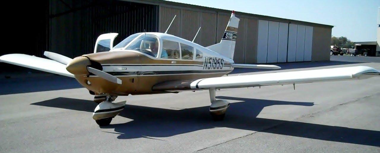 1970 Piper Cherokee 180-F