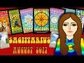 SAGITTARIUS AUGUST 2017 Secrets Revealed -Tarot psychic reading forecast predictions eclipse