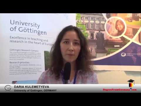 Scholarships at University of Gottingen in Germany