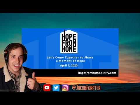 #HelpFromHome   CHARITY LIVE STREAM - Games, Music, Challenges & MORE!