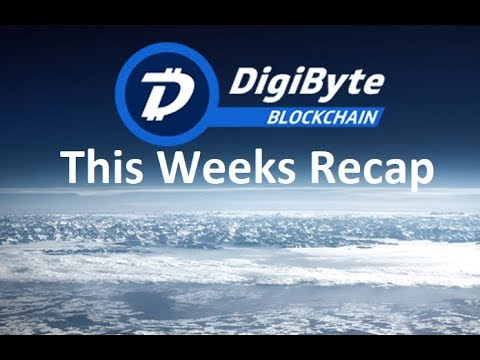 #DigiByte - Mass Adoption at the Point of Sale Happening - Week in Review