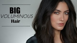 How I Get Big Voluminous Hair {Quick Tip Tuesday} | Melissa Alatorre
