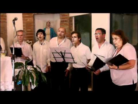 "Coro  Fate/Aluar - Dir. Jorge Cruz - ""Jacinto Chiclana"" - Borges-Piazzolla -Arreglo: A Gonzalez"