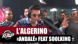 """L'Algérino """"Andalé"""" #PlanèteRap"""