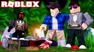 ON CAMPING TRIP... Again?! -ROBLOX Camping 2 Danish with ComKean