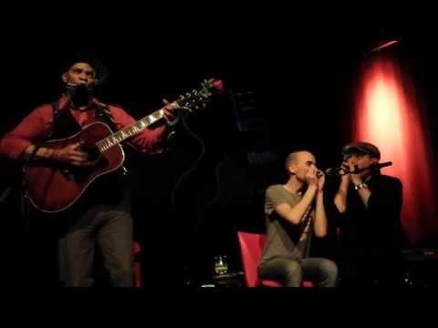 Guy Davis, Fabrizio Poggi & Paul de Laat - My Eyes Keep Me in Trouble