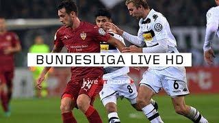 B  Monchengladbach vs Stuttgart - Bundesliga 2018/2019