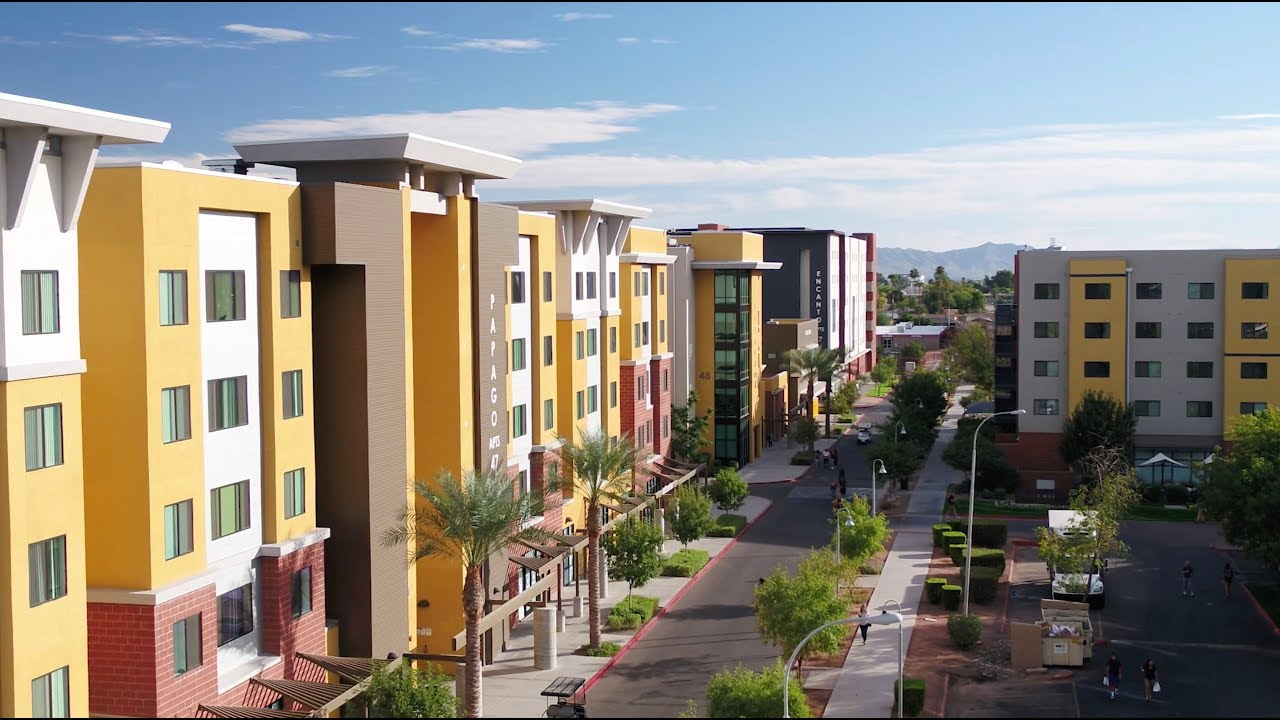 Campus Living At Gcu