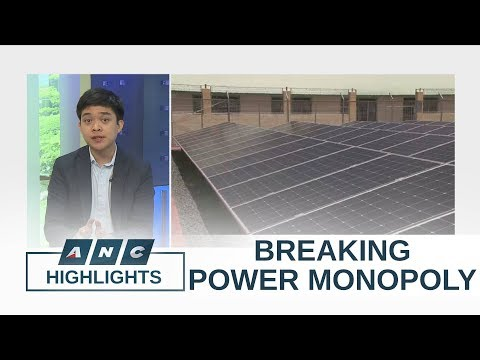 Solar Philippines hopes to break power 'monopoly' in PH