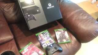Repeat youtube video Funniest Xbox One Unboxing,  XB1 Gets Hot Really Fast