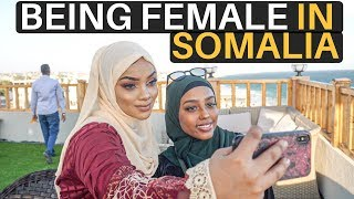 BEING FEMALE IN SOMALIA (Mogadishu)