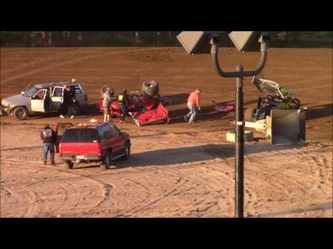 Butler Motor Speedway Sprint Heat #1 5/6/17