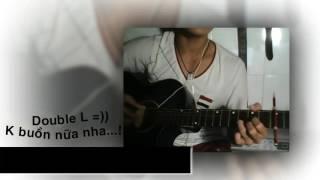 Yêu Không Hối Tiếc guitar cover by max