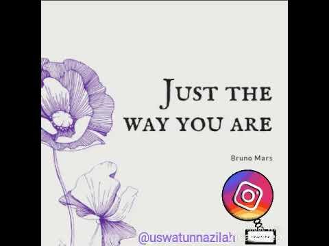 just-the-way-you-are---bruno-mars-|-lirik-dan-terjemah