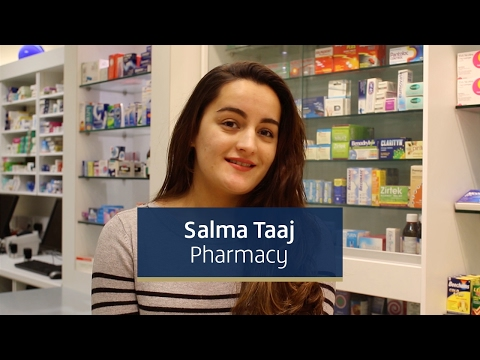 Salma Taaj - Pharmacy (MPharm) Student From England