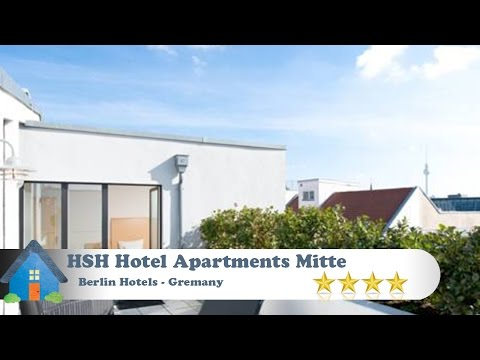 HSH Hotel Apartments Mitte - Berlin Hotels, Germany