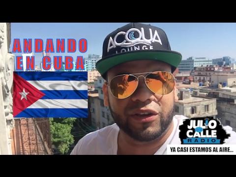LA VIDA DE JULIO: Julio En La Calle En CUBA (Documental)