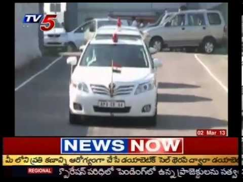 Justice Altamas Kabir in Hyderabad - TV5