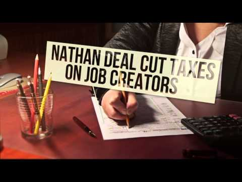 Nathan Deal Fighting for Growth in Women Owned Business