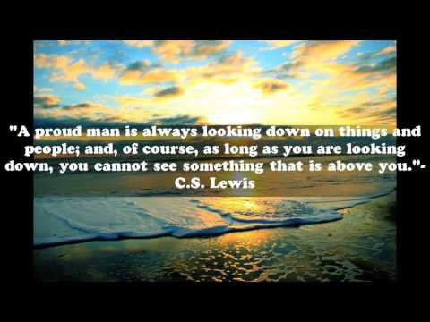 Famous quotes by CS Lewis - life quotes