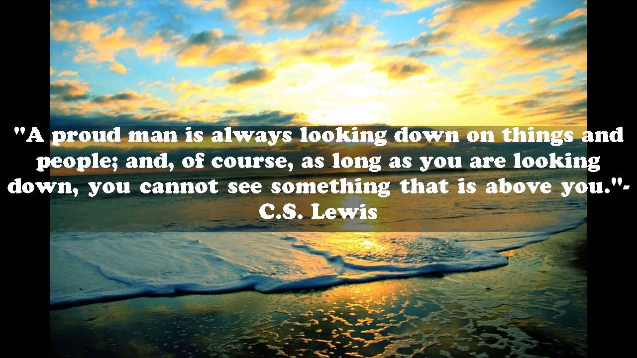 Cs Lewis Quotes On Life Famous Quotescs Lewis  Life Quotes  Youtube