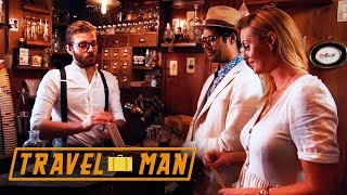 Richard and Morgana go to the Smallest Bar in the World! | 48hrs in...Milan