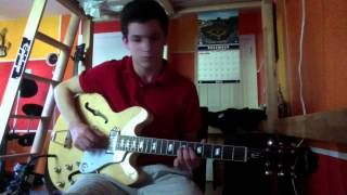 The Ghetto - Donny Hathaway - Guitar Cover By Alec DeCaprio
