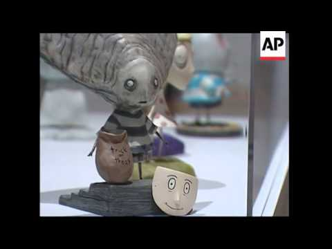 Museum of Modern Art pays tribute to Tim Burton