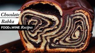 Chocolate Babka with Swirls for Days | Recipe