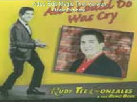 All I Could Do Was Cry - Rudy And The Reno Bops